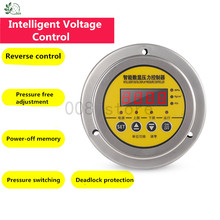 Axial Stainless Steel Pressure Switch Controller Intelligent Digital Display Vacuum Negative Pressure Air Compressor Contact Pre