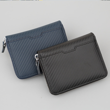 Leather Men Wallets Short Purse Casual Men's Wallet Small Purses Zipper Men Wallets Male Coin Purse Mini Card Holder cartera genuine cow leather men wallets rfid double zipper card holder high quality male wallets purse vintage coin holder men wallets