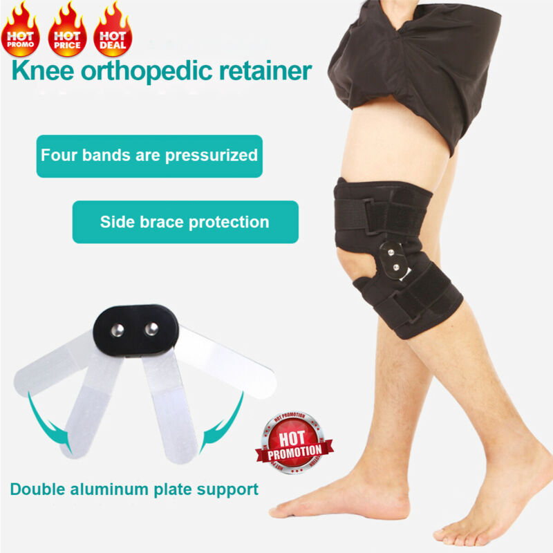 1pcs Outdoor Sports Knee Support Pad Brace Protector Patella Knee Support Arthritis Knee Joint Leg Compression Sleeve Knee Pads