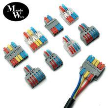 Spl 62 новая проводка Универсальный компактный разъем 8 контактов