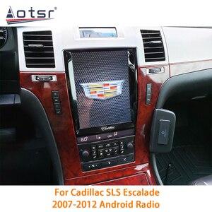 Image 1 - Android 10.0 PX6 6+128GB Car Radio Autoradio For Cadillac Escalade 2007 2012 Touch Screen Carplay DSP Multimedia GPS Navigation