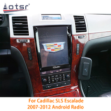 Android 10.0 PX6 6 + 128GB Phát Thanh Xe Hơi Autoradio Cho Cadillac Escalade 2007 2012 Màn Hình Cảm Ứng Carplay DSP đa Phương Tiện Dẫn Đường GPS