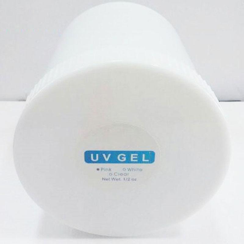 1 KG Pink Color High Quality Nail Art UV Gel Builder Nail Gel Polish Tool
