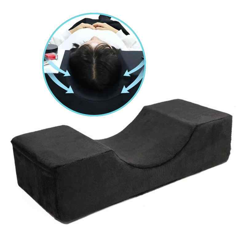 Professional Grafted Eyelash Extension Cushion Pillow Stand Extend Shelf Pad Memory Pillow For Or Salon Home Use Makeup Tool