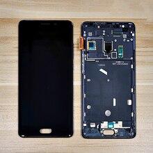 Original 5.7 LCD Für Xiaomi MI Hinweis 2 LCD Display Touch Screen Digitizer Montage Mit Rahmen Für XIAOMI Hinweis 2 LCD Screen
