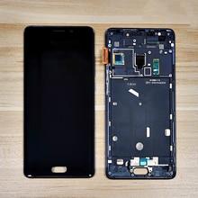 Originale 5.7 A CRISTALLI LIQUIDI Per Xiaomi MI Nota 2 LCD Display Touch Screen Digitizer Assembly Con Frame Per XIAOMI Nota 2 Schermo LCD