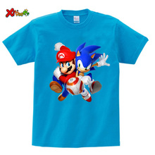 kids t shirt funny Boys clothes Cartoon Game Print T-shirt Costume Boys T Shirt Girls Summer kids clothes T-shirt Children shirt kids t shirt funny boys clothes cartoon game print t shirt costume boys t shirt girls summer kids clothes t shirt children shirt