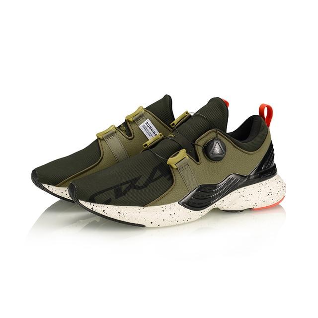 (Break Code)Li-Ning Men CRAZYRUNX Cushion Running Shoes Wearable Anti-Slippery LiNing Breathable Sport Shoes Sneakers ARHP135 4