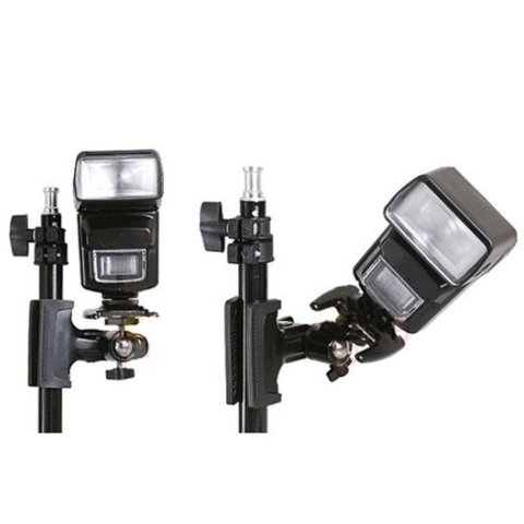 For Gopro camera ball heads strong clip flash clip bracket desktop bracket background board clip universalraphy Karachi