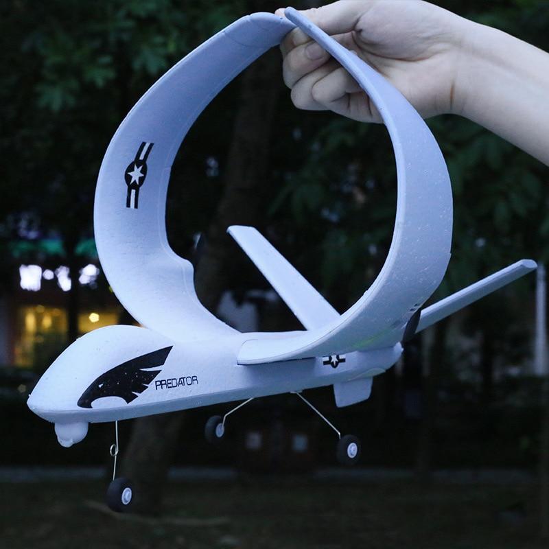 Avion planeur Z51 en mousse à lancer la main, modèle d'avion RC, jouet à ailes fixes, 20 Minutes, ailes, jouets pour garçons 1