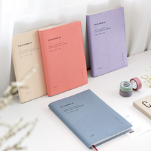 The Planner M 2020 Monthly Weekly Plan Book 176P 148mm*203mm good night sweet dream theme slim week planner 10 8 21 4cm undated diy yearly monthly weekly plan scheduler book 88 sheets