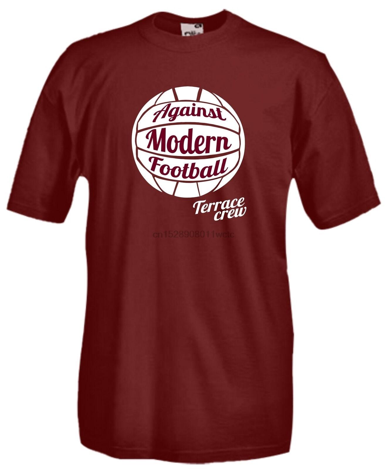 T-Shirt Laurel Leaf Football Soccer Ultras Casuals Hooligans Tee