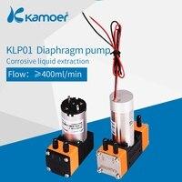 Kamoer KLP01 Mini Diaphragm Water Pump with 24V Brushless Motor