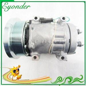 A/C компрессор охлаждения системы кондиционирования насос 7H15 24V для гусеницы Krone 75R90394 3249711 324-9711 270124760 54250 4250
