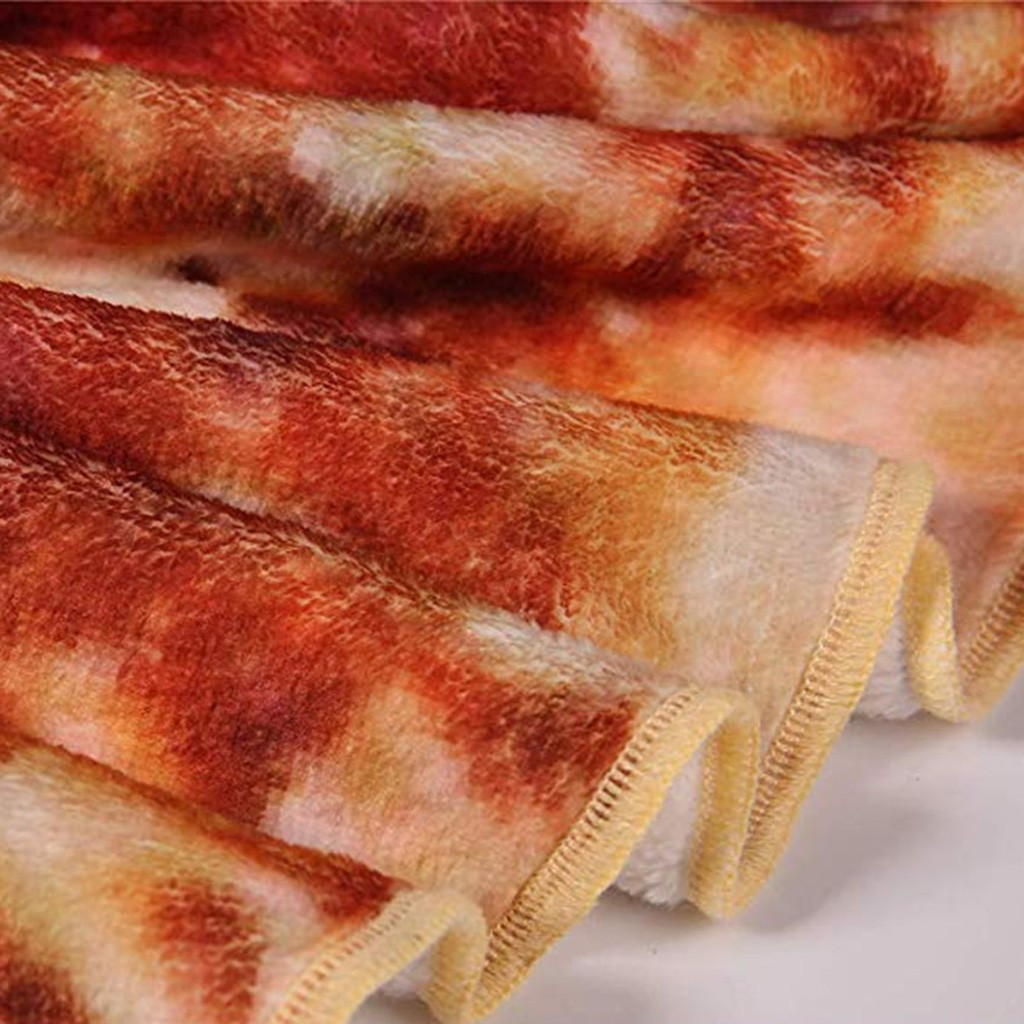 Pizza Design Burrito Blankets Use Indoors Or Outdoors For Sofa and Bed 3