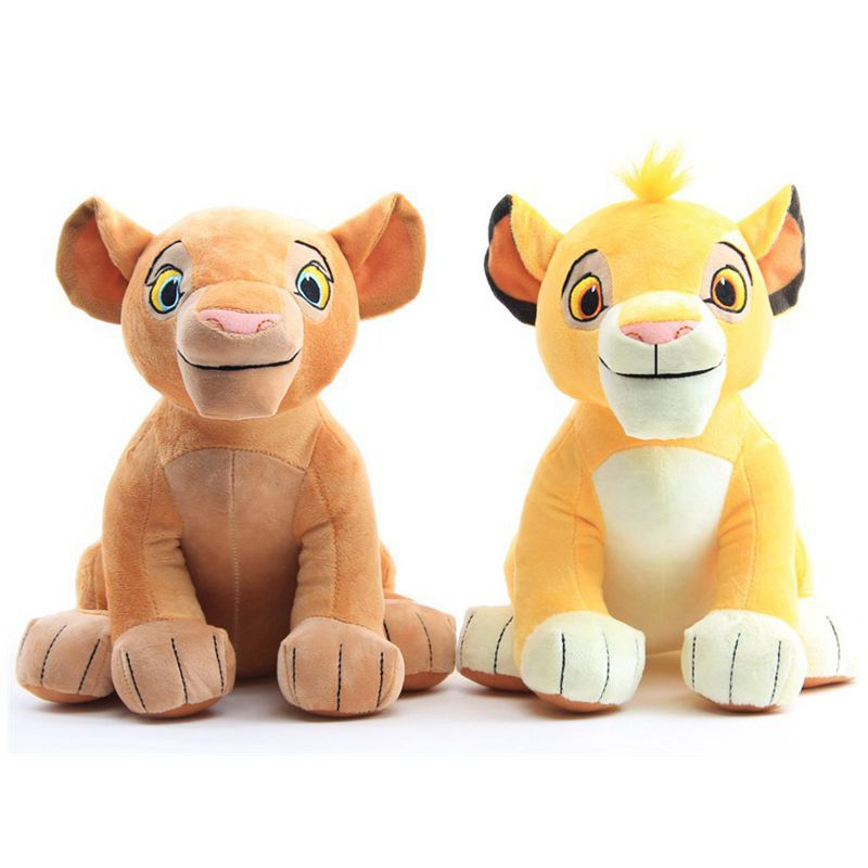 lion king Plush Dolls 26cm Simba stuffed animal plush soft toys for babyChildren Stuffed Toy kids Birthday/Xmas Gift