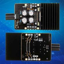 Stereo in Classe AB amplificatore di Potenza Digitale HIFI Amplificatore Auto di Frequenza Vocale Bordo TDA7377 DC9-18V 30W per 4-8 Ohm altoparlante