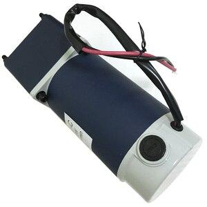 Image 3 - Motorreductor de corriente continua Micro eléctrico potente, 200W, 12V, 24V, alto Torque, baja velocidad, de 10 a 600RPM, motores de CC, velocidad ajustable inversa