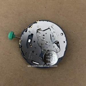 Image 2 - Японские кварцевые часы Miyota OS20, часовой механизм с регулируемым стержнем, замена ремонта, бесплатная доставка