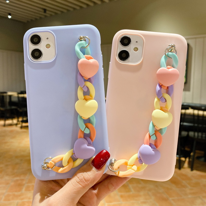 iPhone Back Case & Covers Color Chain Extra   -  1mrk.com