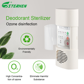 Sterhen Best Sale Ozone Generator Air Purifier Ozonizer 110V 220V Office Air Fresher Home Deodorizer Remove Bad Odor