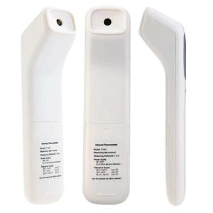 Image 3 - Forehead Body Thermometer Non Contact Digital Thermometer Infrared Body Temperature Gun Fever Digital Measure Tool Baby Adult
