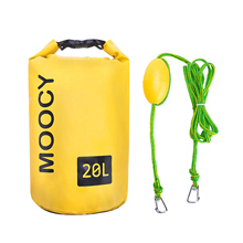 Dock-Line-Tool Sand-Anchor Drifting-Kayak PVC Jet 2-In-1 Tow-Rope-Bag 10L 20L Rowing