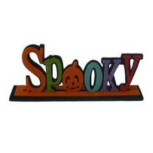 Popular Decoration For Halloweentry Creating A Unique Party Scene Or Photo Backdrop Halloween Letter Decoration creating a crisis