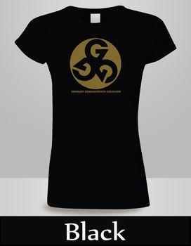 Equipo GGG Gennady GGG Golovkin camiseta mujer blanco y negro Tee nuevo 3 Casual orgullo t camisa de los hombres Unisex nueva moda camiseta