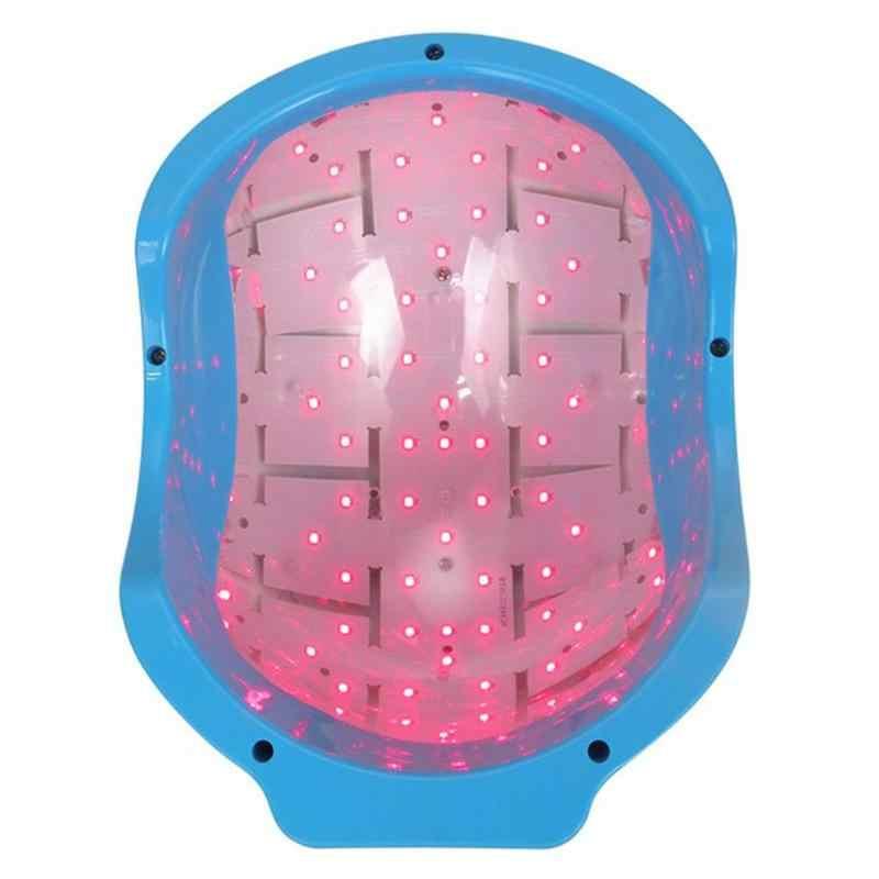 678nm Terapia Laser Crescita Dei Capelli Casco Dispositivo Ricrescita Anti Trattamento di Perdita Dei Capelli Cap Ricrescita Dei Capelli di Massaggio Massaggio Attrezzature