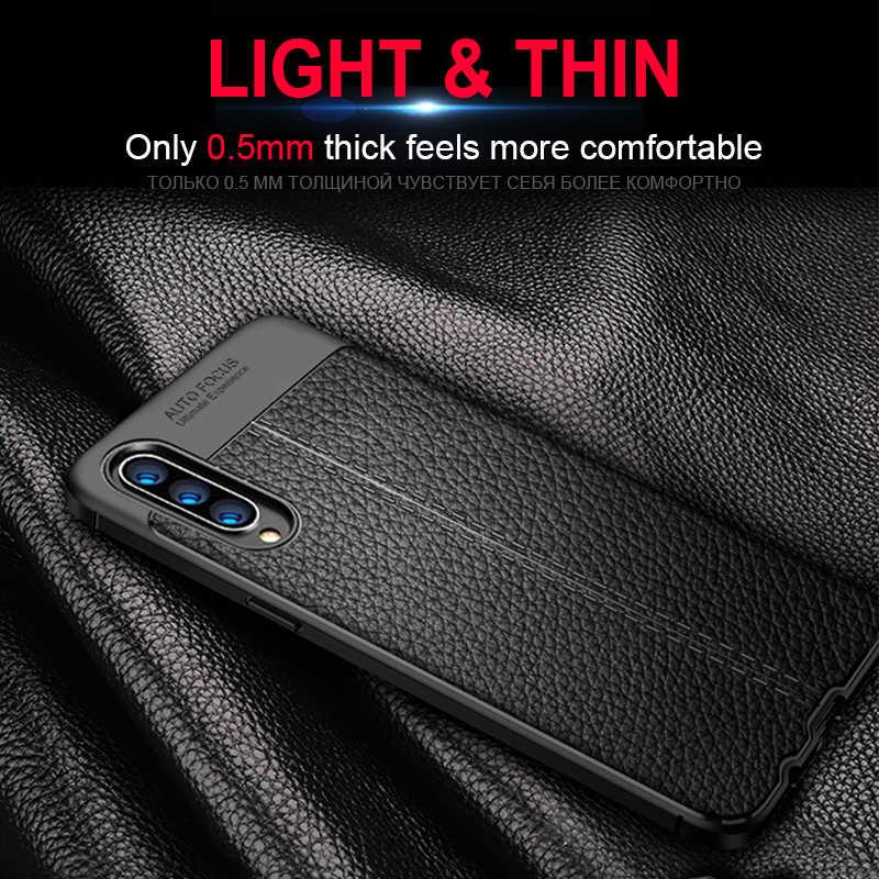 Funda de cuero de PU Ultra fina de lujo para Xiaomi mi 9 mi 8 SE cubierta completa a prueba de golpes para Xiaomi mi 6X 5X A1 A2 teléfono caso