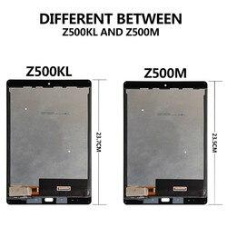 Para Asus ZenPad S 3S Z10 Z500M P027 Z500KL P001 ZT500KL pantalla LCD Digitalizador de pantalla táctil sentido de la Asamblea