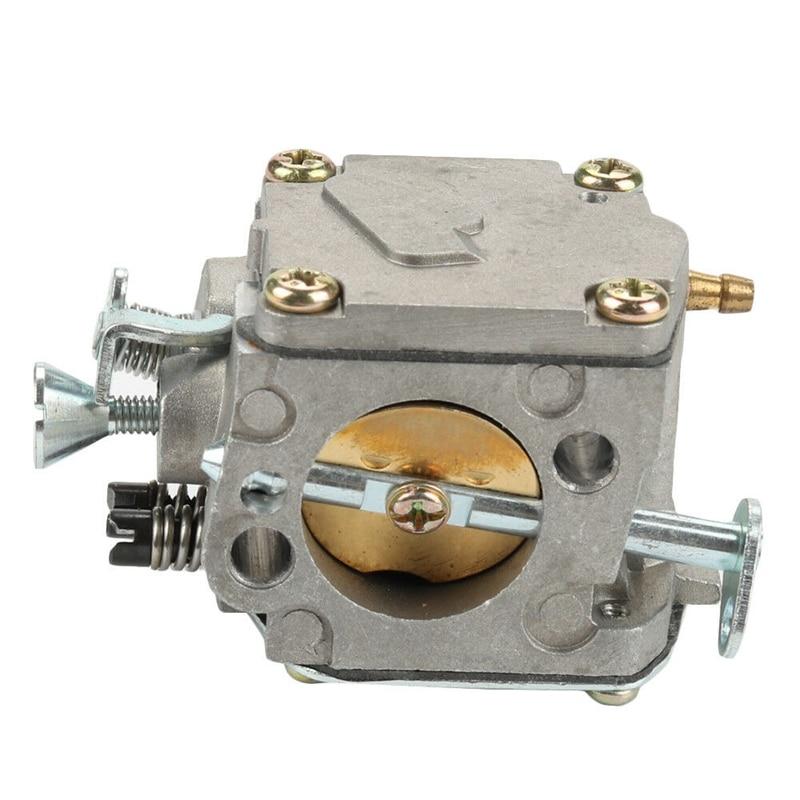 Topo!-carburador para husqvarna 61 266 268 272 272xp para motosserra tillotson hs254b carb serra de corrente carburador
