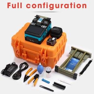 Image 5 - Новинка 2019, сварочный аппарат для оптоволоконного сращивания COMPTYCO FTTH, устройство для сращивания оптоволокна, сращиватель