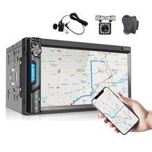2 Din HD Android Car Stereo Multimedia Video Player Car Radio MP5 Player GPS Navigation Radio Bluetooth Fm Radio Radio Station