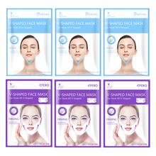 Skin-Care-Tools Face-Chin-Masks Lifting Wrinkles Smooth 6pcs Hanging Slimming-Cheek V-Shaped