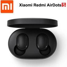 Xiaomi Redmi Airdots S Global Mic Handsfree Oordopjes Ai Controle Tws Bluetooth Draadloze Oortelefoon BT5.0