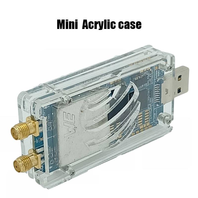 Акриловый чехол для LimeSDR мини программного обеспечения радио макетной платы