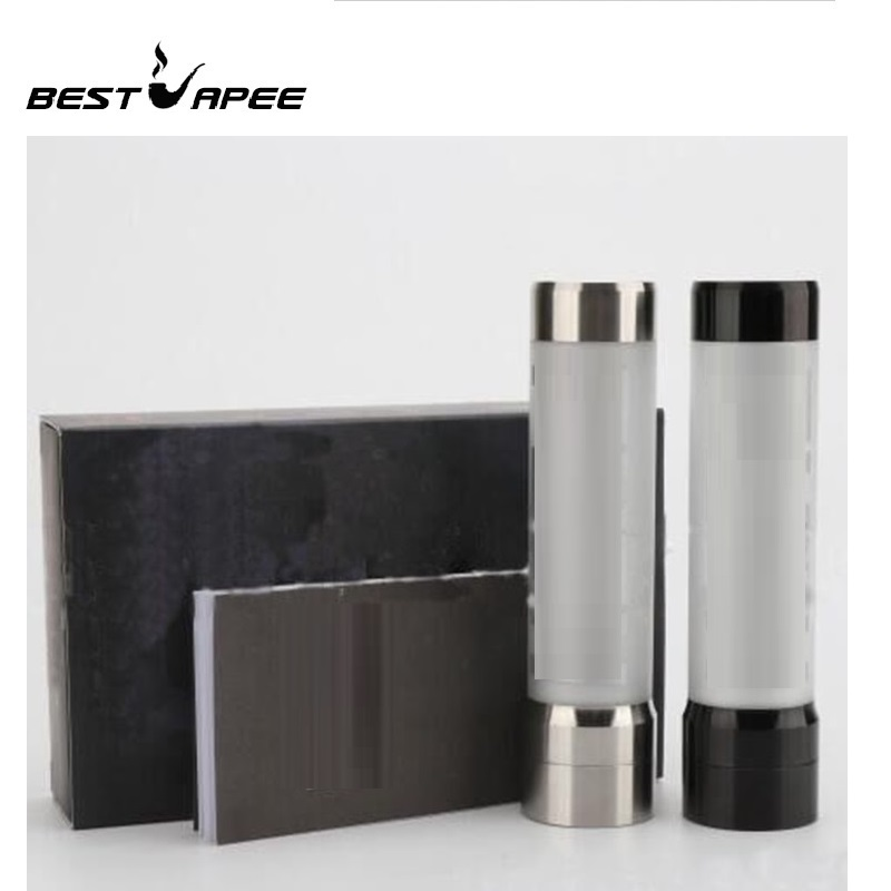 RDA FUSHING Mech Mod Fit 18650 Battery Body E Cigarettes Mech Mode Vs RTA AV Mode Sob Copper Mech Mod Kit Kennedy Vindicator