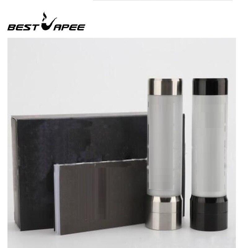 RDA FUSHING Mech Mod Fit 18650 Battery Body E Cigarettes Mech Mode Vs RTA AV Mode Sob Copper Mech Mod Kit Kennedy Vindicator