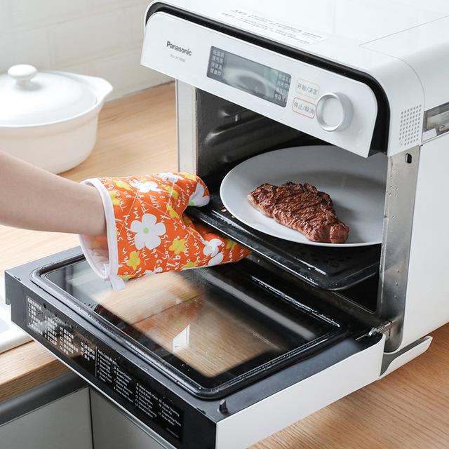 Cotton Oven Glove Heatproof
