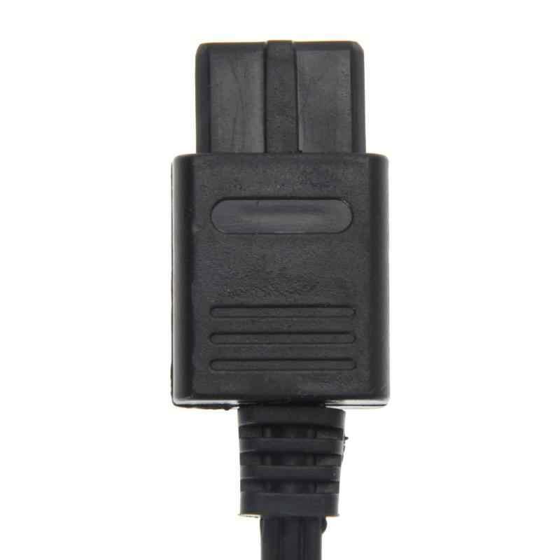 Kualitas Tinggi 180 Cm 6FT TV AV RCA Video Tali Kabel untuk Permainan Kubus untuk SNES GameCube/untuk nintendo untuk N64 64 Harga Grosir