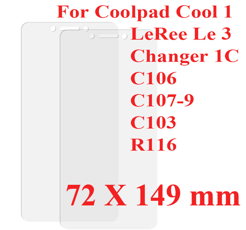 LeRee Le3 Glass For LeEco Coolpad Cool1 Dual C106 Film Screen Protector Tempered Glass LeTV Cool 1 Changer 1C Glass C106 R116 image