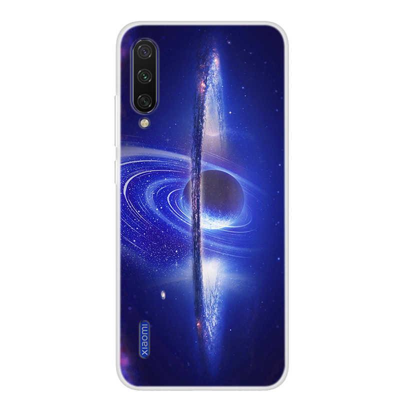 Для Xiaomi mi A3 чехол Космическая Звезда силиконовый мягкий чехол для телефона для Xiaomi mi CC9E CC9 9 9SE 9T Pro чехол s Red mi K20 Pro Note 7 7A S2