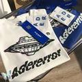 Ader Fehler UFO T-shirt Adererror T Shirt Alien Kommende Elektrische Welle Poster Paar T Shirts