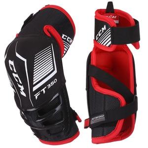 CCM Jetspeed FT350 Hard Cap Hockey Elbow PadsSports elbow protection sleeve hockey elbow protection anti collision pressure ar