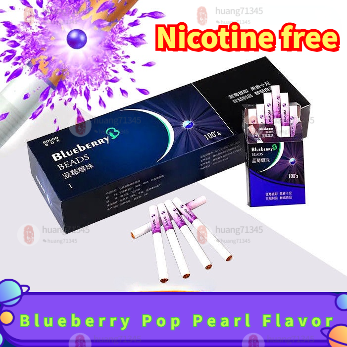 New exotic non-nicotine substitute for smoking cessation healthy cigar mint and fruity new definition of life for men and women