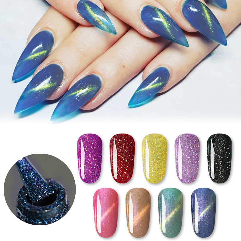 12 Boxes/Set Mix Dust Nail Art Powder Holographics  Beauty Cozy Nail Arts Nail Glitter Colorful Dust For UV Gel Polish