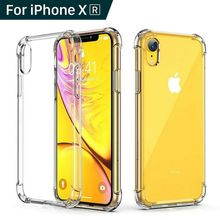 Rsionch Soft TPU Case for iPhone 11 Pro Max 11 Pro Transparent Silica Phone Case on iPhone 11 Pro 6s 7 8 Plus 5 Clean Back Cover