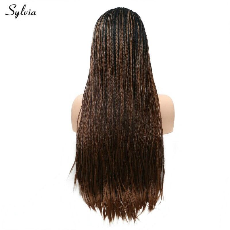 Sylvia preto raízes ombre marromazul escuroamarelo loira